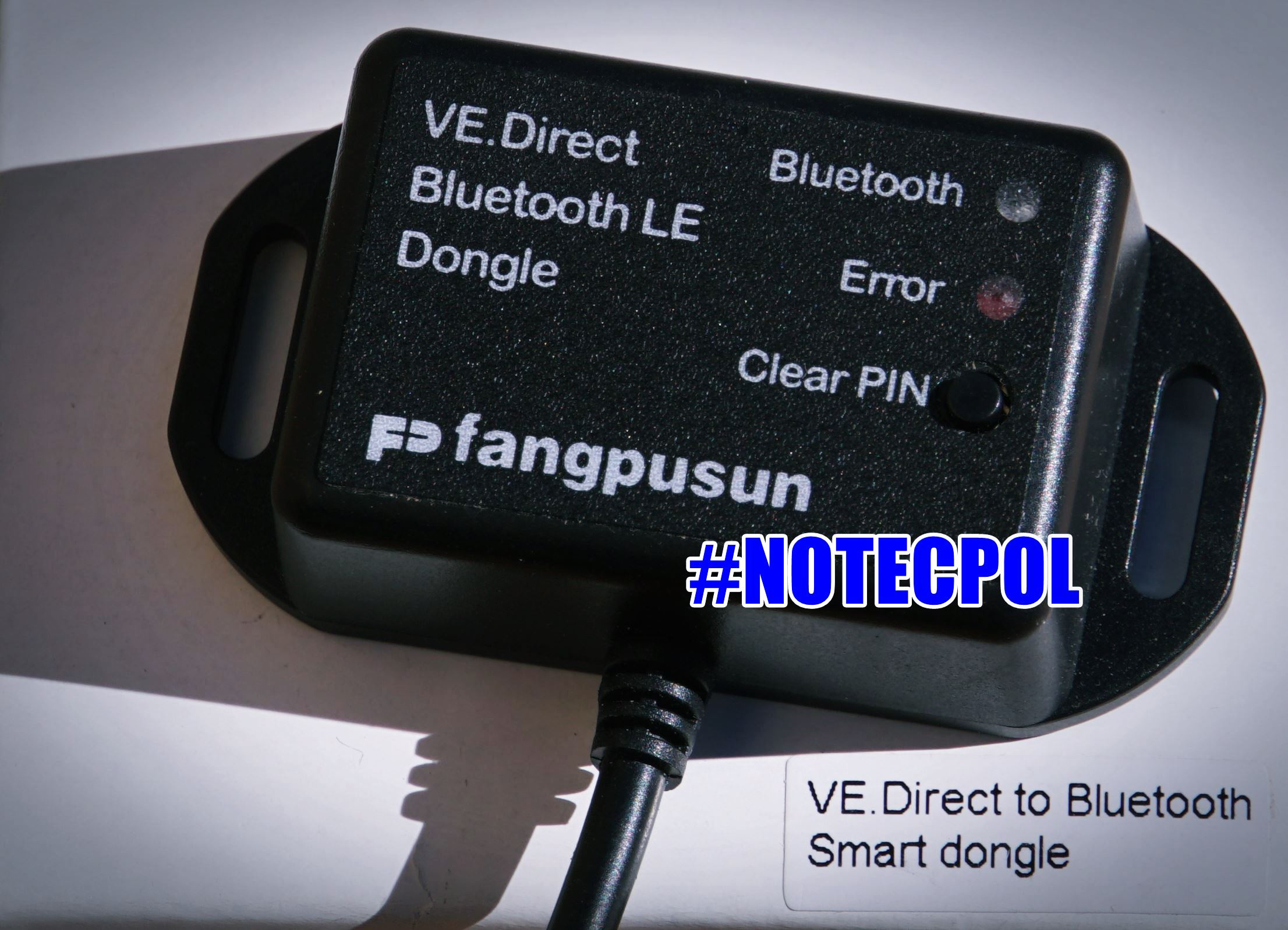 VE: Direct Bluetooth Smart Dongle